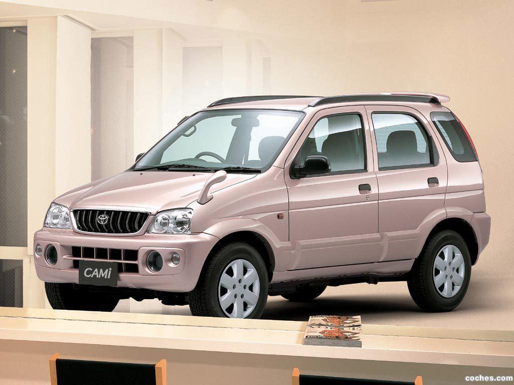 Foto 2 de Toyota Cami 1999