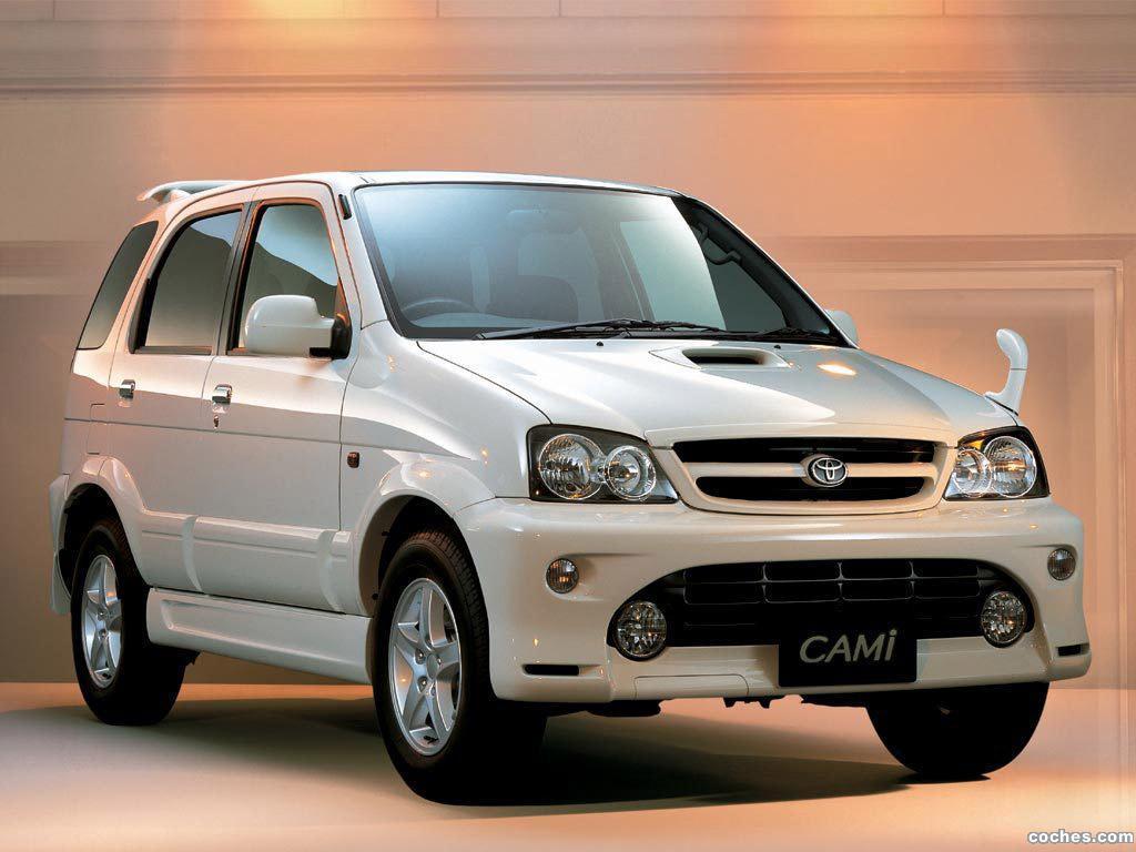 Foto 0 de Toyota Cami 1999