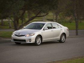 Ver foto 6 de Toyota Camry Hybrid 2009