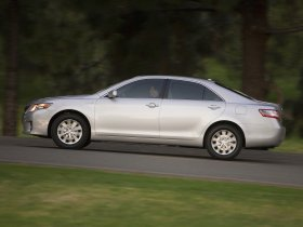Ver foto 5 de Toyota Camry Hybrid 2009