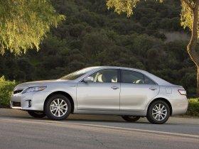 Ver foto 10 de Toyota Camry Hybrid 2009