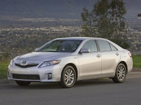 Ver foto 9 de Toyota Camry Hybrid 2009