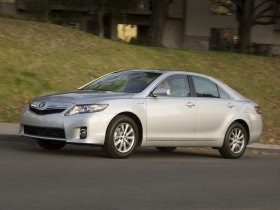 Ver foto 7 de Toyota Camry Hybrid 2009