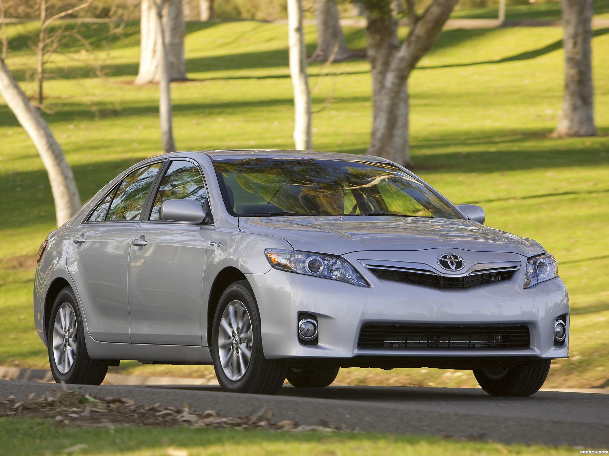 Foto 0 de Toyota Camry Hybrid 2009