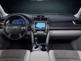Ver foto 26 de Toyota Camry Hybrid 2011