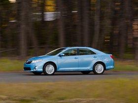 Ver foto 16 de Toyota Camry Hybrid 2011