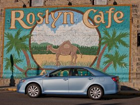 Ver foto 15 de Toyota Camry Hybrid 2011