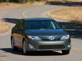 Ver foto 13 de Toyota Camry Hybrid 2011