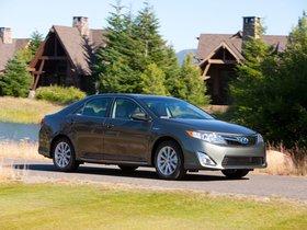 Ver foto 11 de Toyota Camry Hybrid 2011