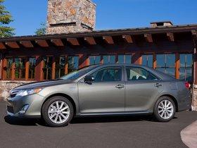 Ver foto 10 de Toyota Camry Hybrid 2011