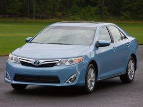 Ver foto 8 de Toyota Camry Hybrid 2011
