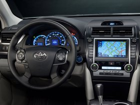 Ver foto 25 de Toyota Camry Hybrid 2011