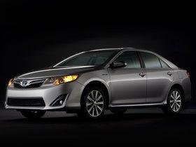 Ver foto 7 de Toyota Camry Hybrid 2011