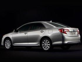 Ver foto 6 de Toyota Camry Hybrid 2011