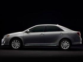 Ver foto 5 de Toyota Camry Hybrid 2011