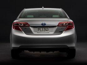 Ver foto 3 de Toyota Camry Hybrid 2011