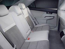 Ver foto 23 de Toyota Camry Hybrid 2011