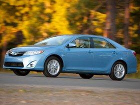 Ver foto 22 de Toyota Camry Hybrid 2011