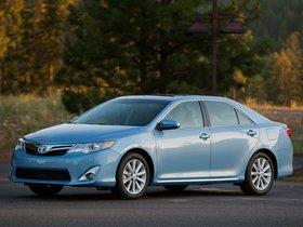 Ver foto 21 de Toyota Camry Hybrid 2011