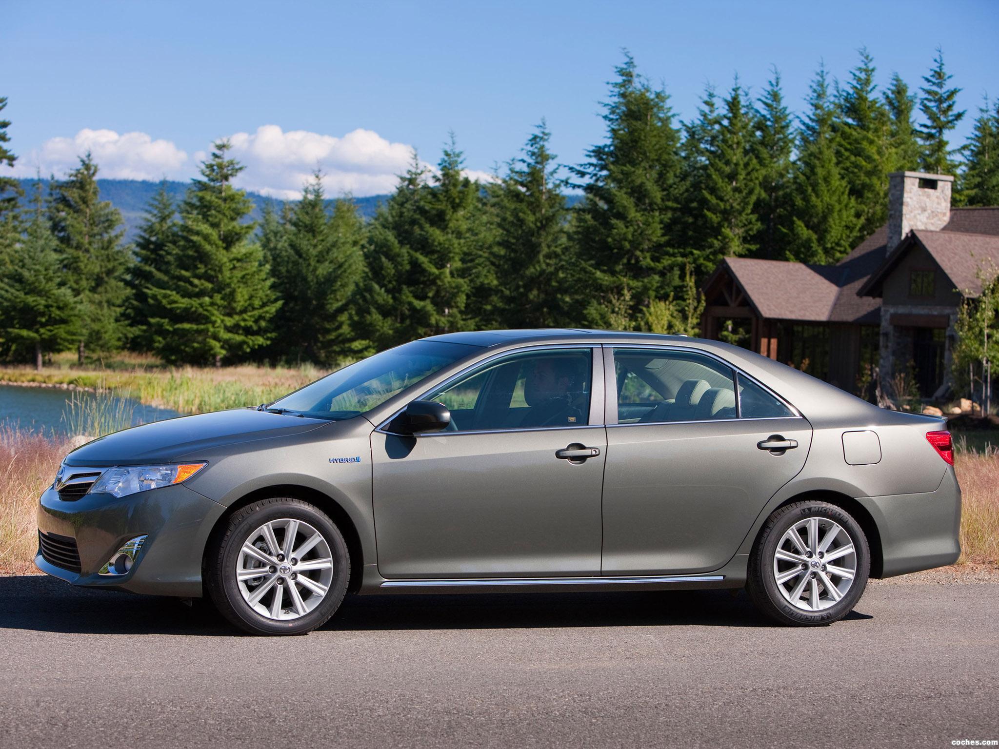 Foto 11 de Toyota Camry Hybrid 2011