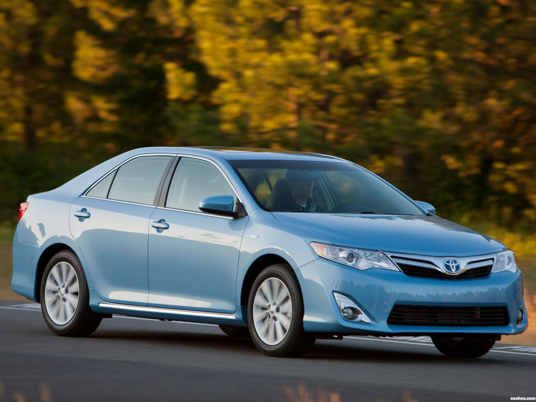Foto 19 de Toyota Camry Hybrid 2011