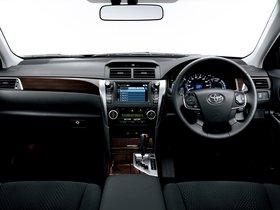 Ver foto 10 de Toyota Camry Hybrid Japan 2011