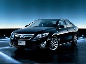 Fotos de Toyota Camry Hybrid Japan 2011