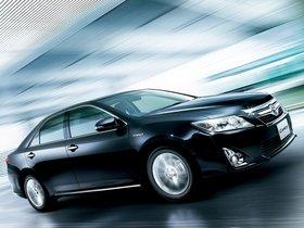 Ver foto 4 de Toyota Camry Hybrid Japan 2011