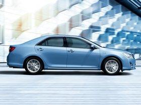 Ver foto 3 de Toyota Camry Hybrid Japan 2011