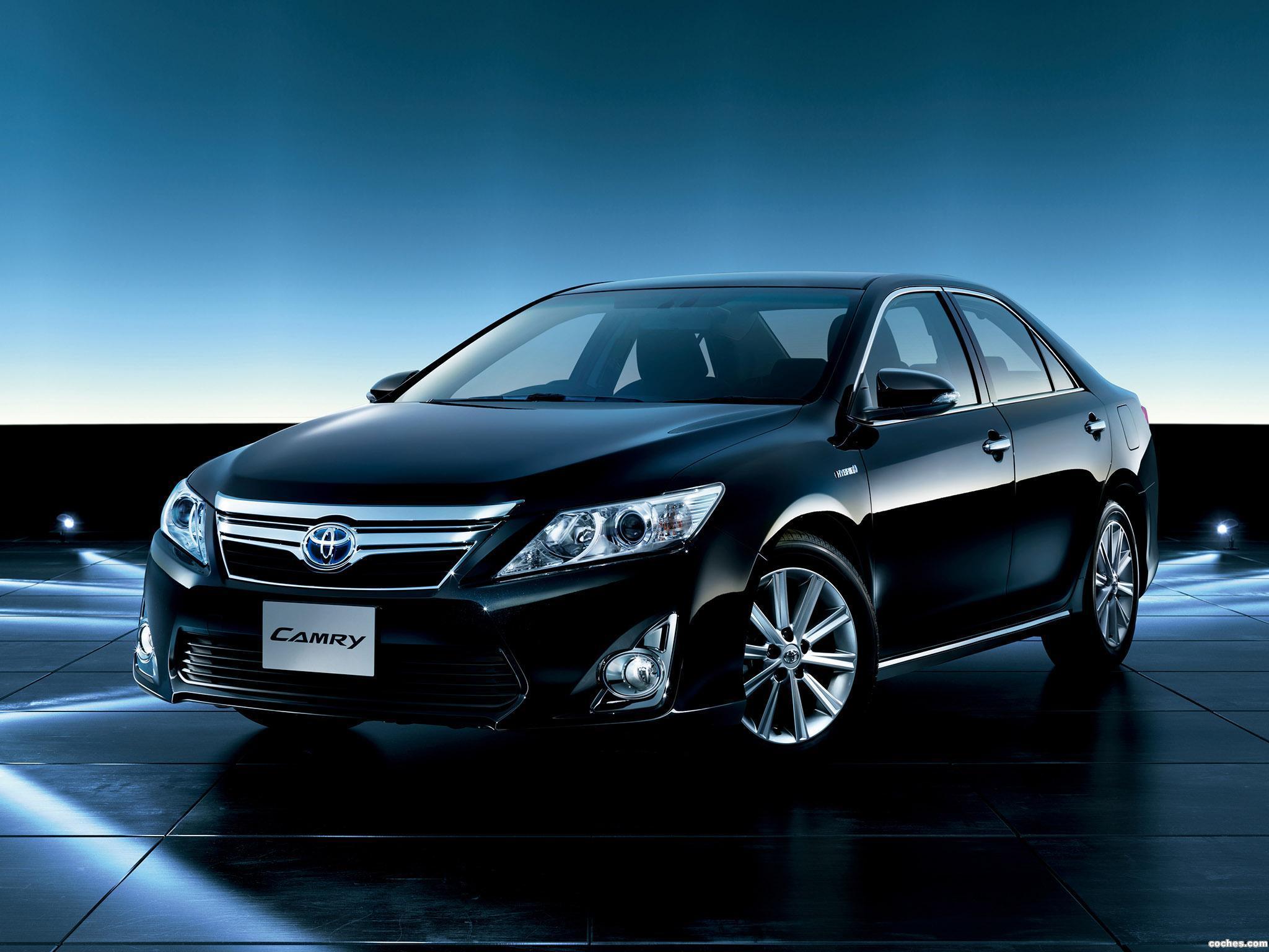Foto 0 de Toyota Camry Hybrid Japan 2011