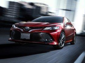 Ver foto 2 de Toyota Camry Hybrid Japón  2017
