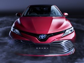 Ver foto 1 de Toyota Camry Hybrid Japón  2017