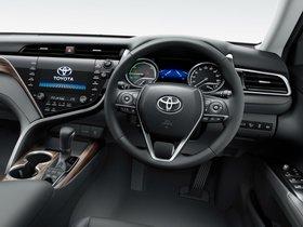 Ver foto 10 de Toyota Camry Hybrid Japón  2017