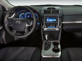 Ver foto 39 de Toyota Camry Hybrid SE 2014