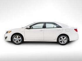 Ver foto 30 de Toyota Camry Hybrid SE 2014