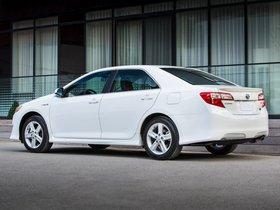 Ver foto 25 de Toyota Camry Hybrid SE 2014