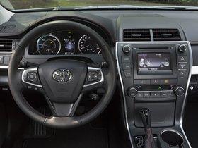 Ver foto 23 de Toyota Camry Hybrid SE 2014