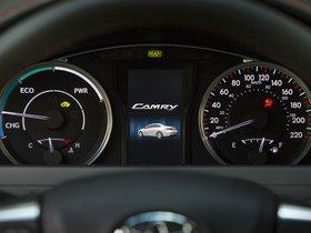 Ver foto 22 de Toyota Camry Hybrid SE 2014
