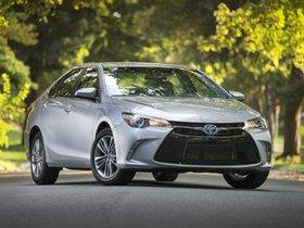 Ver foto 15 de Toyota Camry Hybrid SE 2014