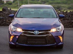 Ver foto 9 de Toyota Camry Hybrid SE 2014