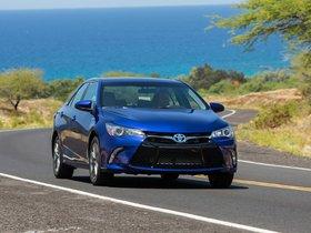 Ver foto 3 de Toyota Camry Hybrid SE 2014
