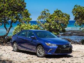 Ver foto 2 de Toyota Camry Hybrid SE 2014