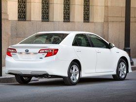 Ver foto 32 de Toyota Camry Hybrid SE 2014