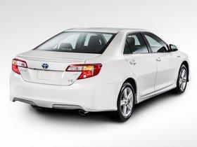 Ver foto 31 de Toyota Camry Hybrid SE 2014