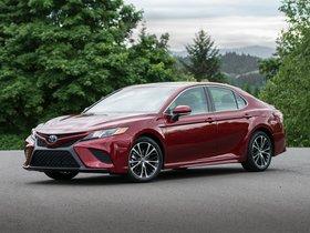 Ver foto 5 de Toyota Camry Hybrid SE USA  2017