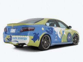 Ver foto 2 de Toyota Camry Hybrid Surfrider 2009