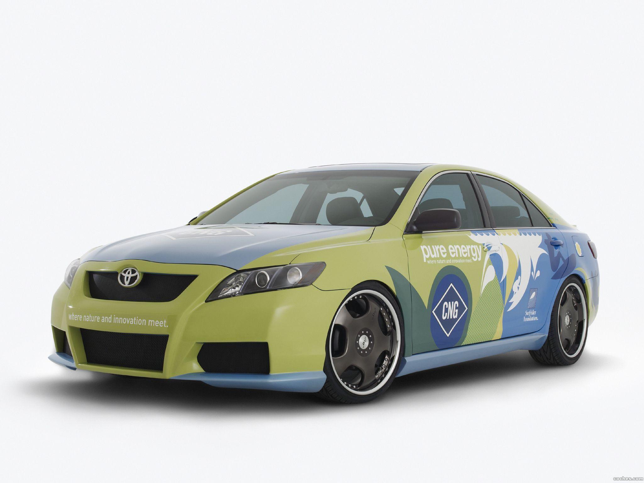 Foto 0 de Toyota Camry Hybrid Surfrider 2009