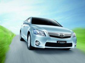 Ver foto 7 de Toyota Camry Hybrid Thailand VI 2009
