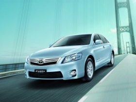 Ver foto 6 de Toyota Camry Hybrid Thailand VI 2009