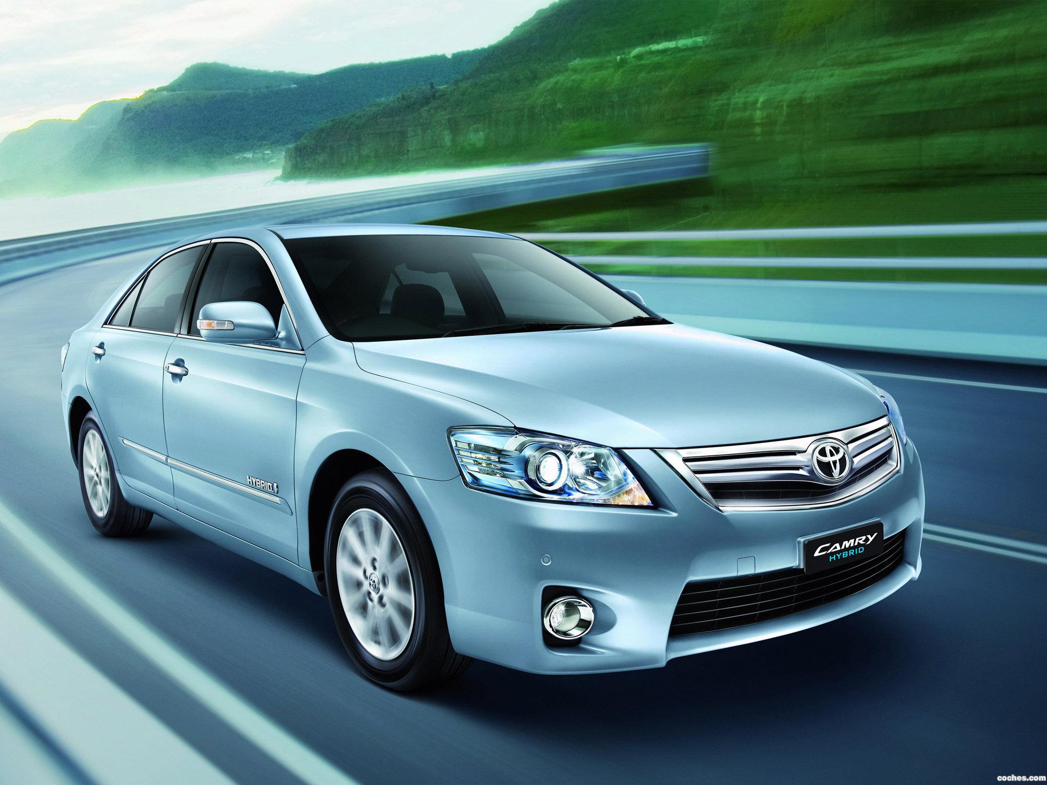 Foto 0 de Toyota Camry Hybrid Thailand VI 2009